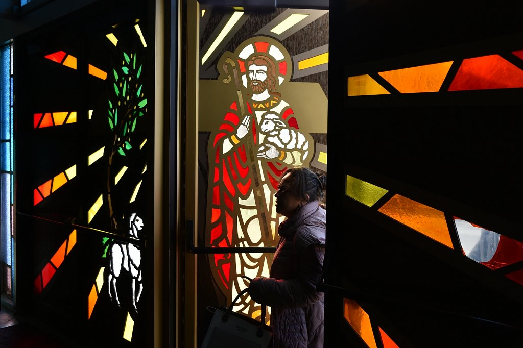 20200119 11:30am  Mass with Bishop Serratelli