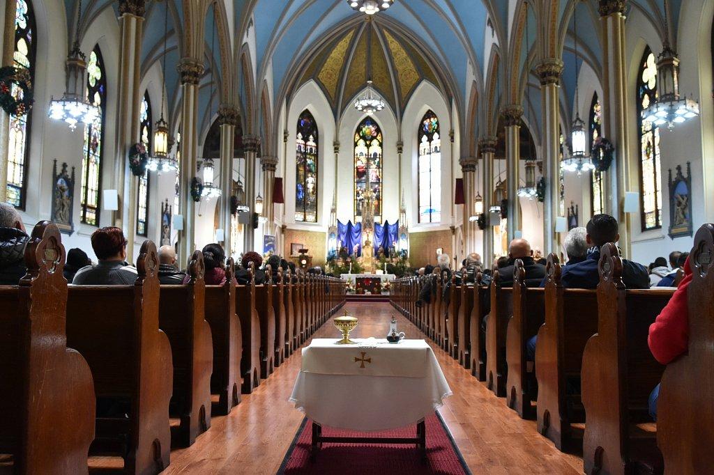 20200105 Saint Joseph 9:30am mass
