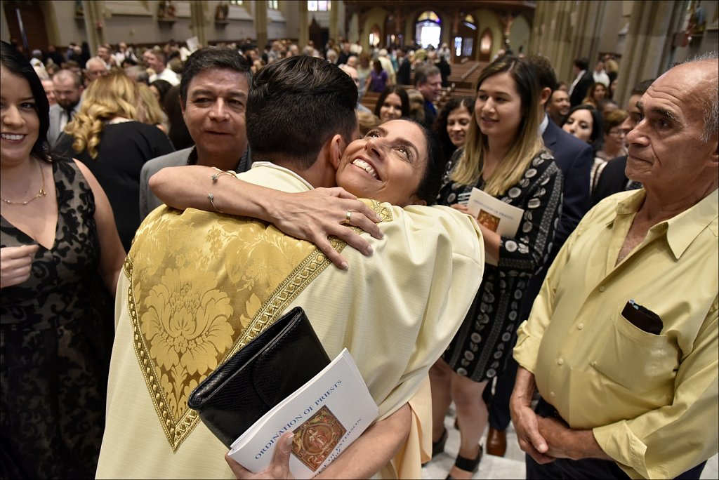 Ordination of Priests