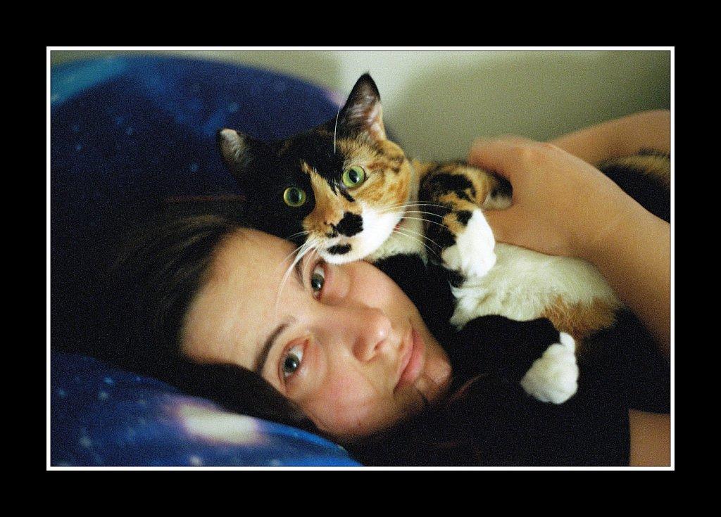 Cheyenne and Kitty