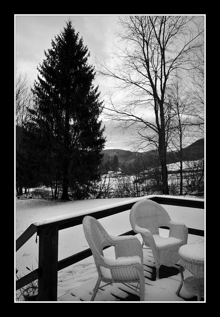 December In Upstate NY