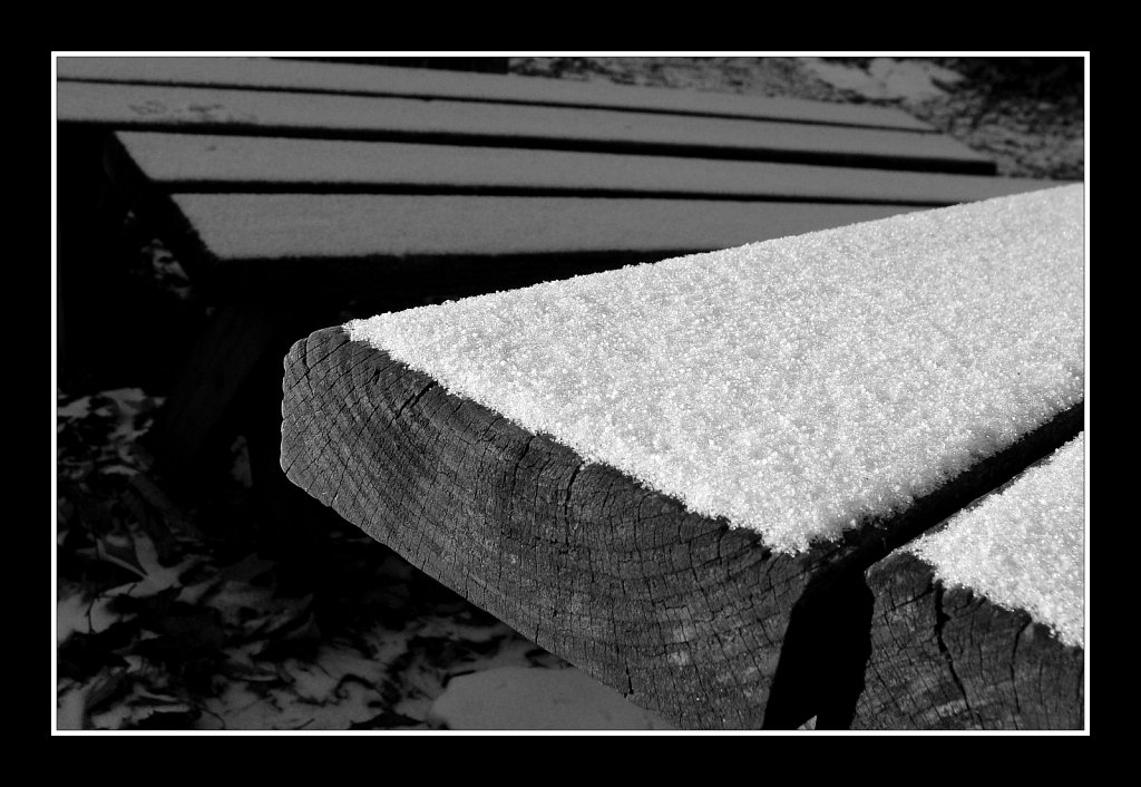 Grains of Snow