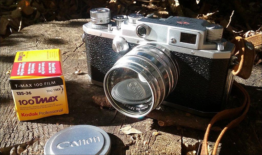 Canon IIF