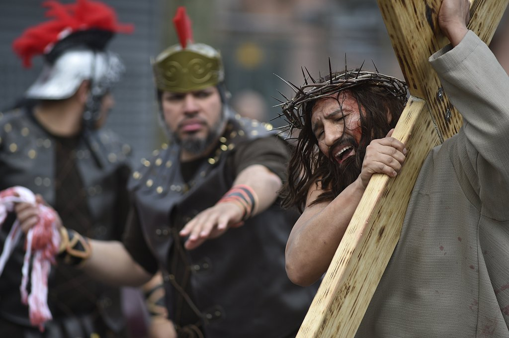 2019 Living Stations of the Cross