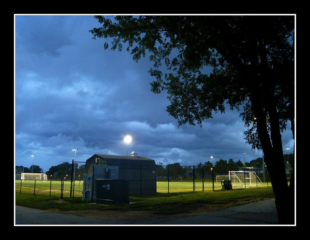 Storm Over Turkeey Brook Park