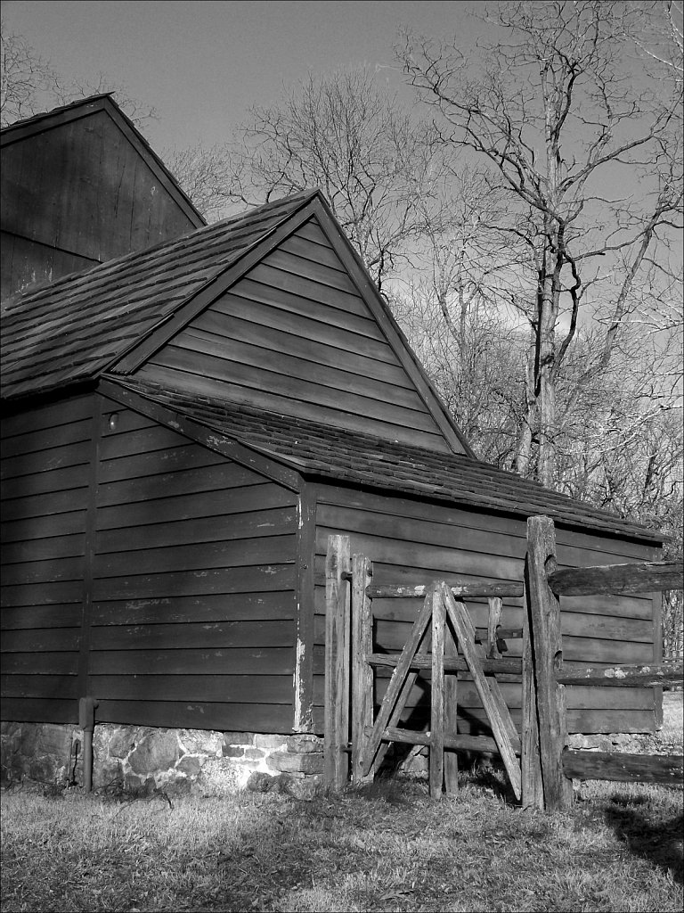 The Wick Farm at Jockey Hollow